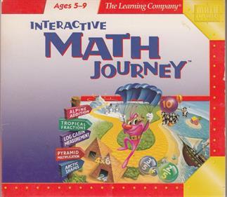 Interactive Math Journey