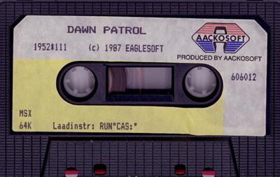 Dawn Patrol - Cart - Front