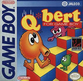Q*bert for Game Boy