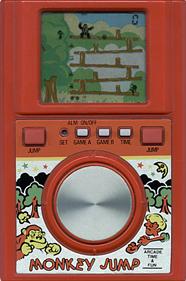 Monkey Jump - Cart - Front