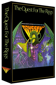 The Quest for the Rings - Box - 3D