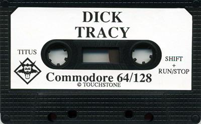 Dick Tracy - Cart - Front