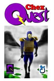 Chex Quest - Fanart - Box - Front