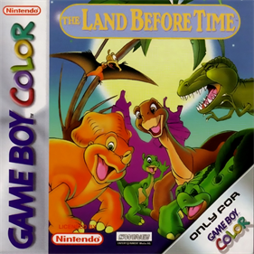 The Land Before Time - Box - Front
