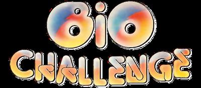 Bio Challenge - Clear Logo