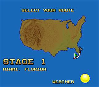 Full Throttle: All-American Racing - Screenshot - Gameplay