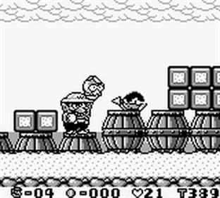 Wario Land: Super Mario Land 3 - Screenshot - Gameplay