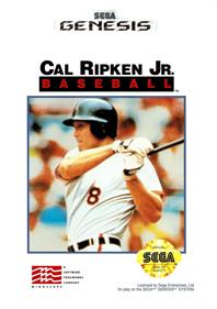 Cal Ripken Jr. Baseball - Box - Front