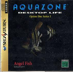 Aquazone: Desktop Life Option Disc Series 1: Angel Fish