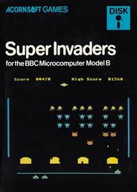 Super Invaders