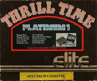 Thrill Time: Platinum 1