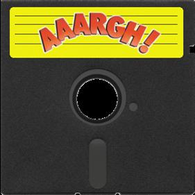 Aaargh! - Fanart - Disc