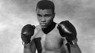Muhammad Ali Heavyweight  Boxing - Fanart - Background