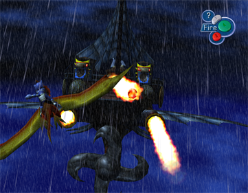 Star Fox Adventures - Screenshot - Gameplay
