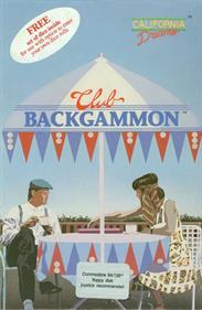 Club Backgammon