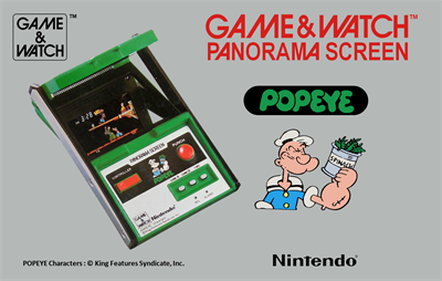 Popeye (Panorama Screen)