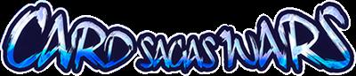 Card Sagas Wars - Clear Logo