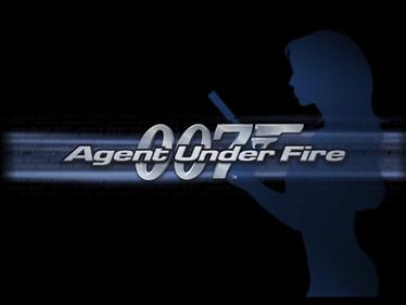 007: Agent Under Fire - Screenshot - Game Title