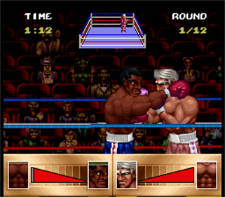 Riddick Bowe Boxing - Screenshot - Gameplay