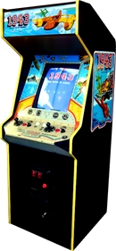 1943: The Battle of Midway - Arcade - Cabinet
