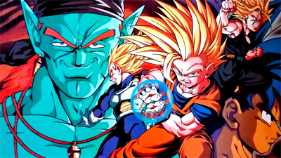 Dragon Ball Z: Super Butouden 2 - Fanart - Background