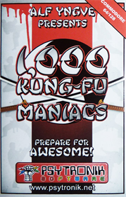 1,000 Kung-Fu Maniacs!