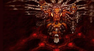 DoDonPachi II: Bee Storm - Fanart - Background