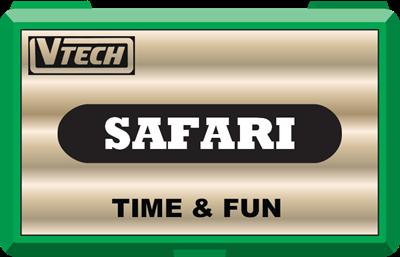 Safari - Clear Logo