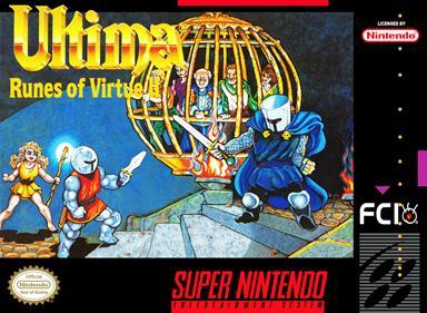 Ultima: Runes of Virtue II