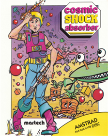 Cosmic Shock Absorber