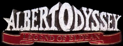 Albert Odyssey: Legend of Eldean - Clear Logo
