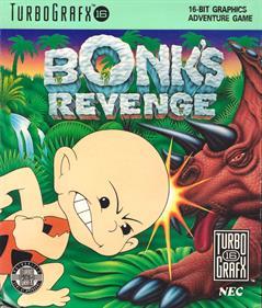 Bonk's Revenge - Box - Front