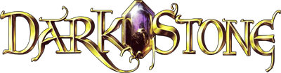 Darkstone - Clear Logo