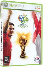 FIFA World Cup: Germany 2006  - Box - 3D