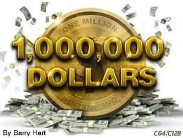 $1,000,000 - Fanart - Box - Front