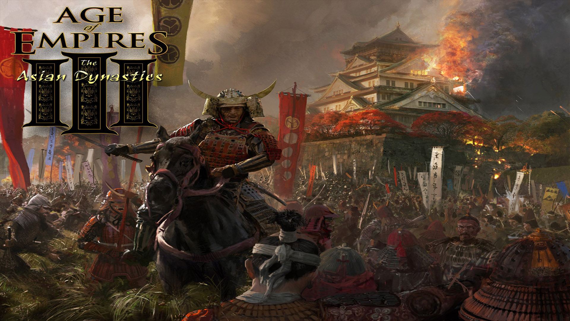 Age Of Empires Wallpaper: Age Of Empires III: The Asian Dynasties Details