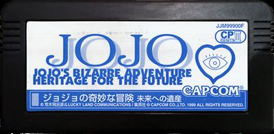 JoJo's Bizarre Adventure: Heritage for the Future - Cart - Front
