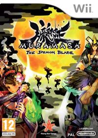 Muramasa: The Demon Blade - Box - Front
