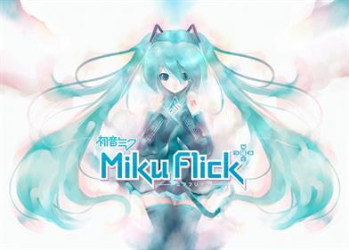 Miku Flick - Fanart - Background