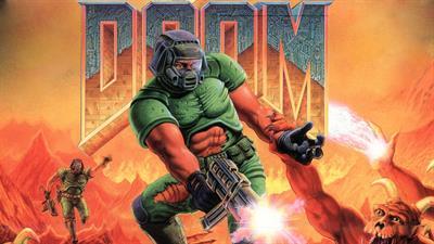 Doom II - Fanart - Background