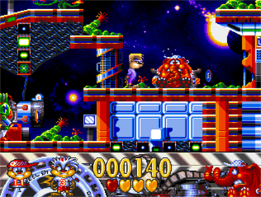 Oscar - Screenshot - Gameplay