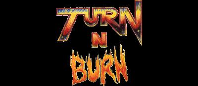 Turn n Burn  - Clear Logo