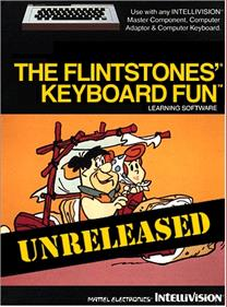 The Flintstones' Keyboard Fun