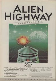 Alien Highway: Encounter 2