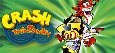 Crash Twinsanity - Banner