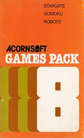 Games Pack 8