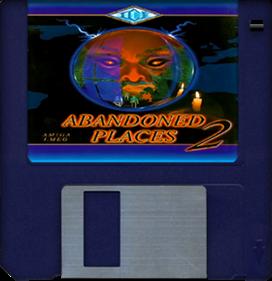 Abandoned Places 2 - Fanart - Disc