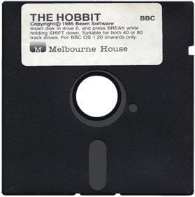 The Hobbit - Disc