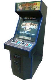 Street Fighter III: 3rd Strike: Fight for the Future - Arcade - Cabinet