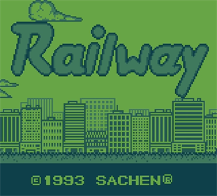 Railway - Screenshot - Game Title